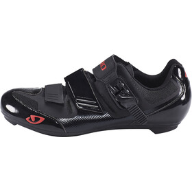 Giro Apeckx II Chaussures Homme, black/bright red
